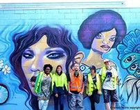 Blank Walls Project - Gold Coast City Council