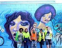 Blank Walls Project - Gold Coast City Council