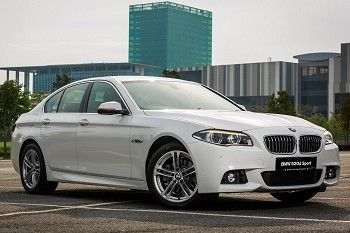 Check out BMW 520d (F10) now with new b47 engine!