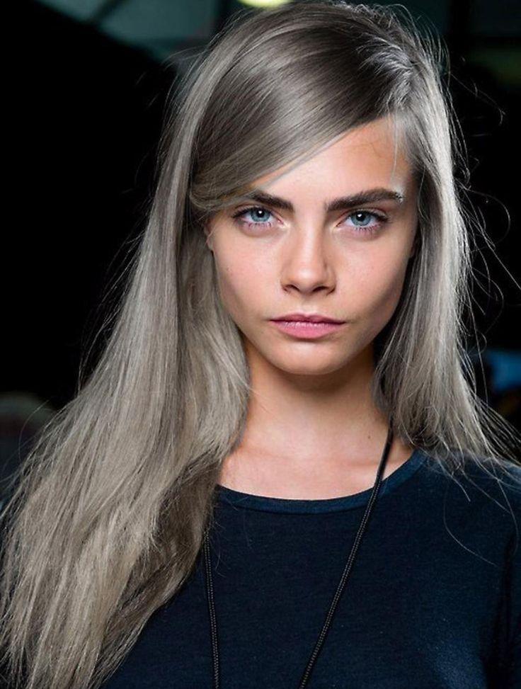 New Design Long Straight So Great Grey Wigs   Grey hair ...