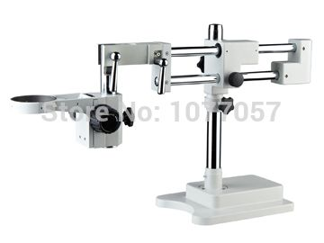 Factory Direct Sale , Brand New Microscope  Dual  boom stand   for stereo microscope-- Olympus style , Well sold In EU , USA #Affiliate