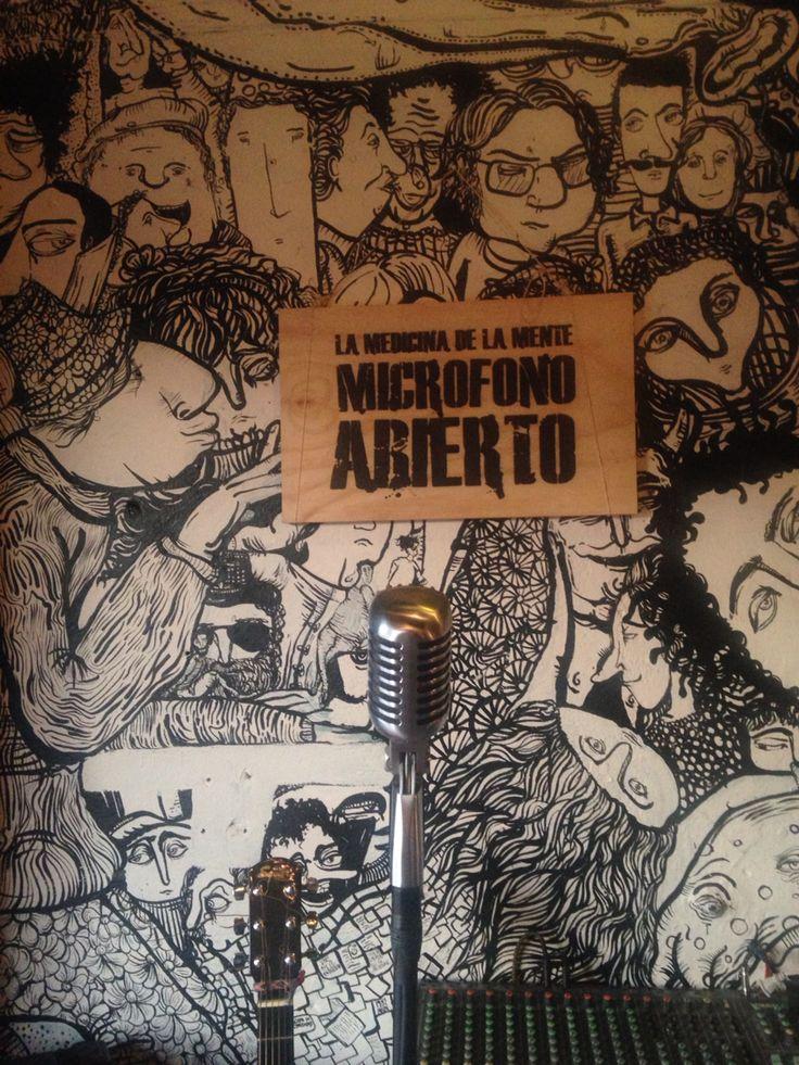 Malinalco Estado de México, micrófono abierto, jueves, cafetería, restaurante