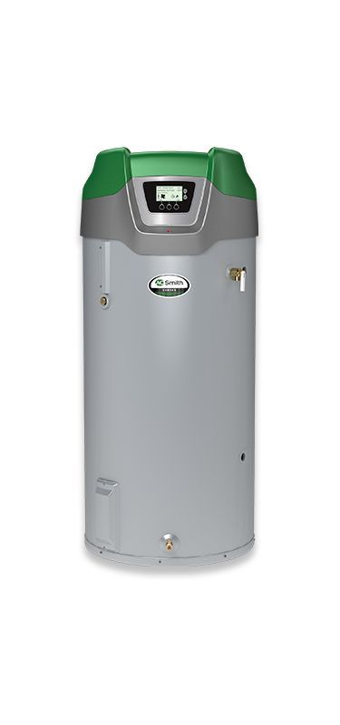 AO Smith GDHE-75 75 Gallon Whole House Residential Natural Gas Water Heater with Grey Water Heaters Whole House Gas/Propane