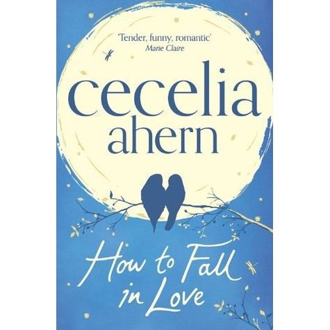 How to fall in love By Cecilia Ahern. Loved this book and would definitely recommend to anyone.