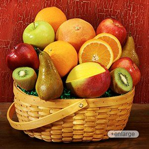 Jumbo All Fruit Gift Basket from Stew Leonards Gifts ** Find similar gift idea by clicking the VISIT button