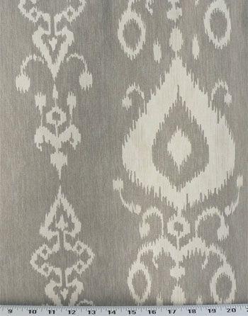 hanes linit polished basic drapery lining ivory gray