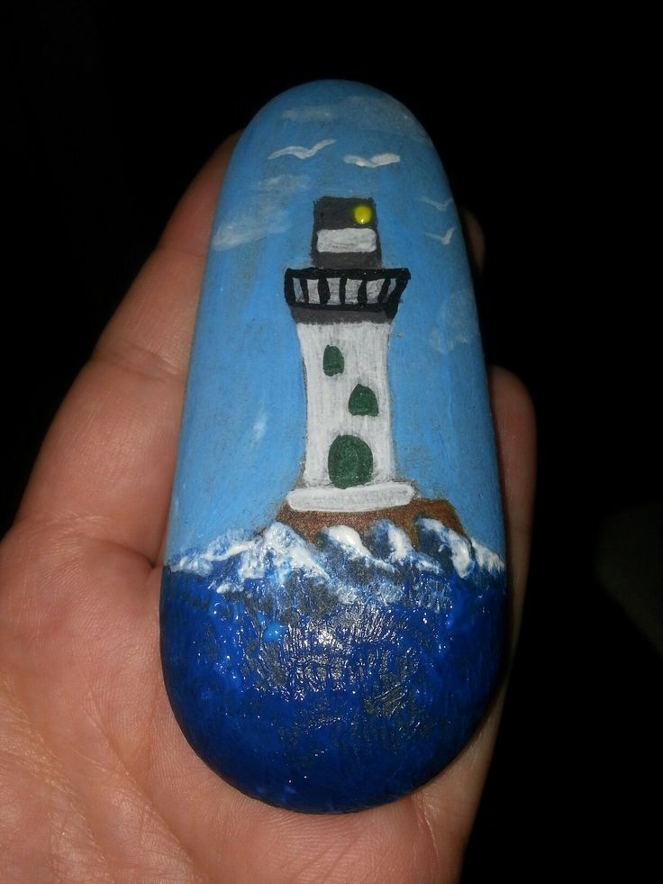 Rock painting...