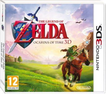 The Legend of Zelda: Ocarina of Time 3D (Nintendo 3DS): Amazon.co.uk: PC & Video Games