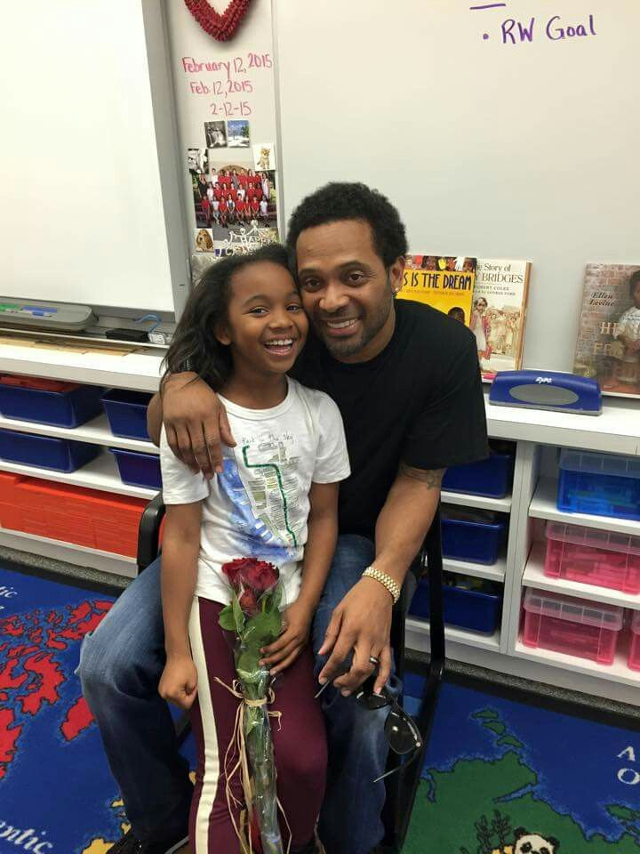 Mike Epps And Youngest Daughter Daddy Daughter Daddy