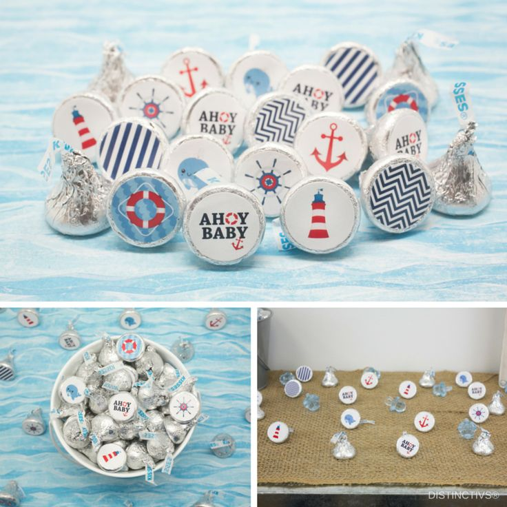 54 best Nautical Themed Baby Shower Ideas images on ...