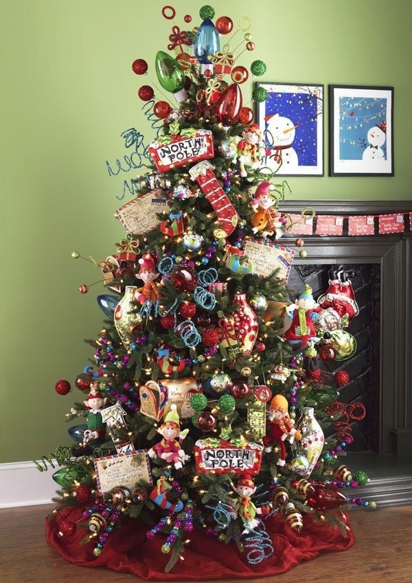 2013 Postmark Christmas Tree #1