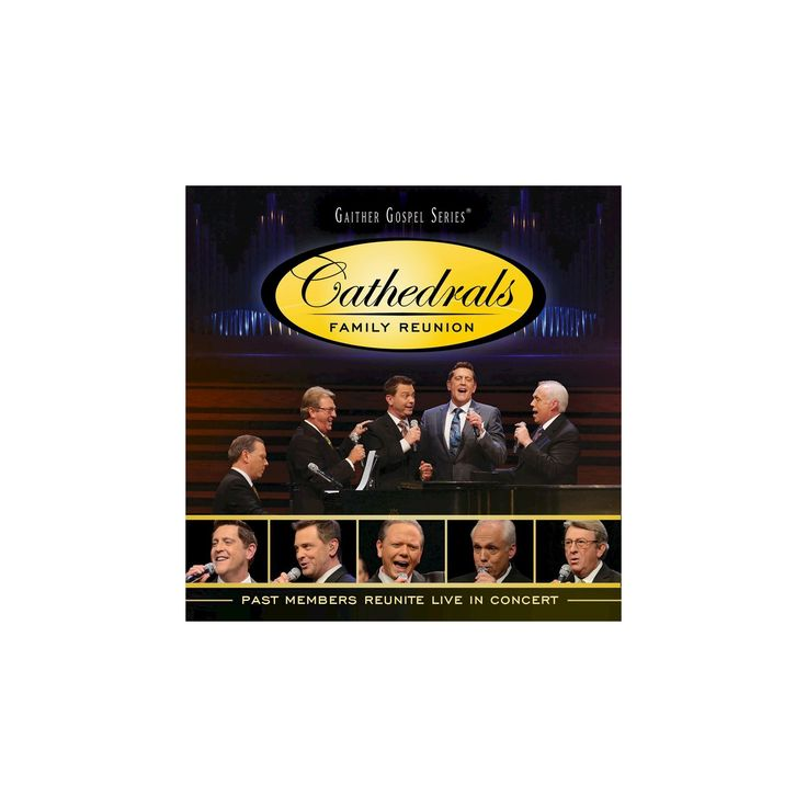 Cathedrals - Cathedrals family reunion:Live in con (CD)