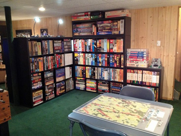 Awesome Game Room. Part 87