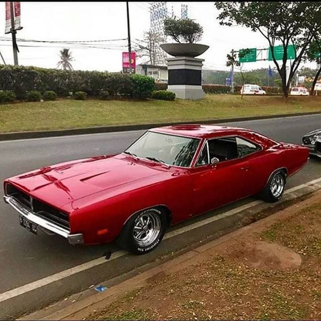 American Muscle Cars From The 50s 60s And 70s