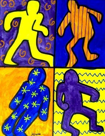 Keith #Haring #lesson #plan ideas