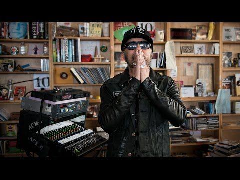 ▶ Daniel Lanois: Tiny Desk Concert - [NPR Music]