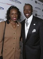 Al Joyner and Jackie Joyner Kersee Photo  -- First Brother and Sister to compete in an Olympic Games, Al won Gold and Jackie Won Silver in 1984.