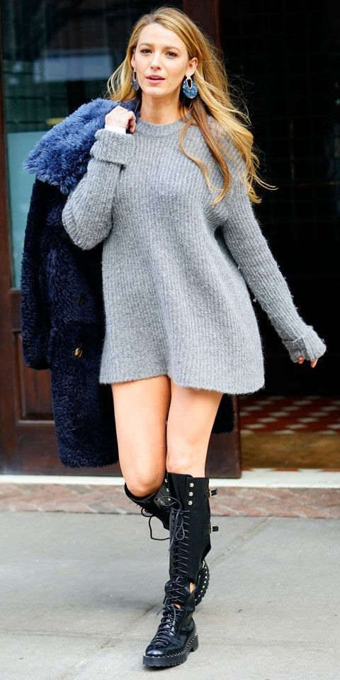 Blake Lively #StreetStyle
