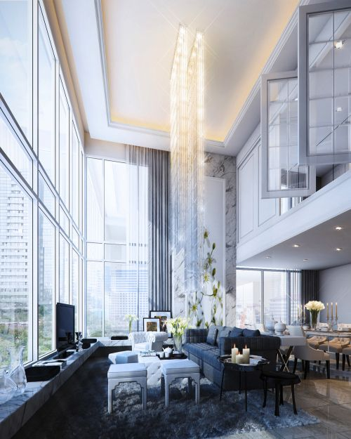 Modern Grand Neo Classic By Aad High Ceiling