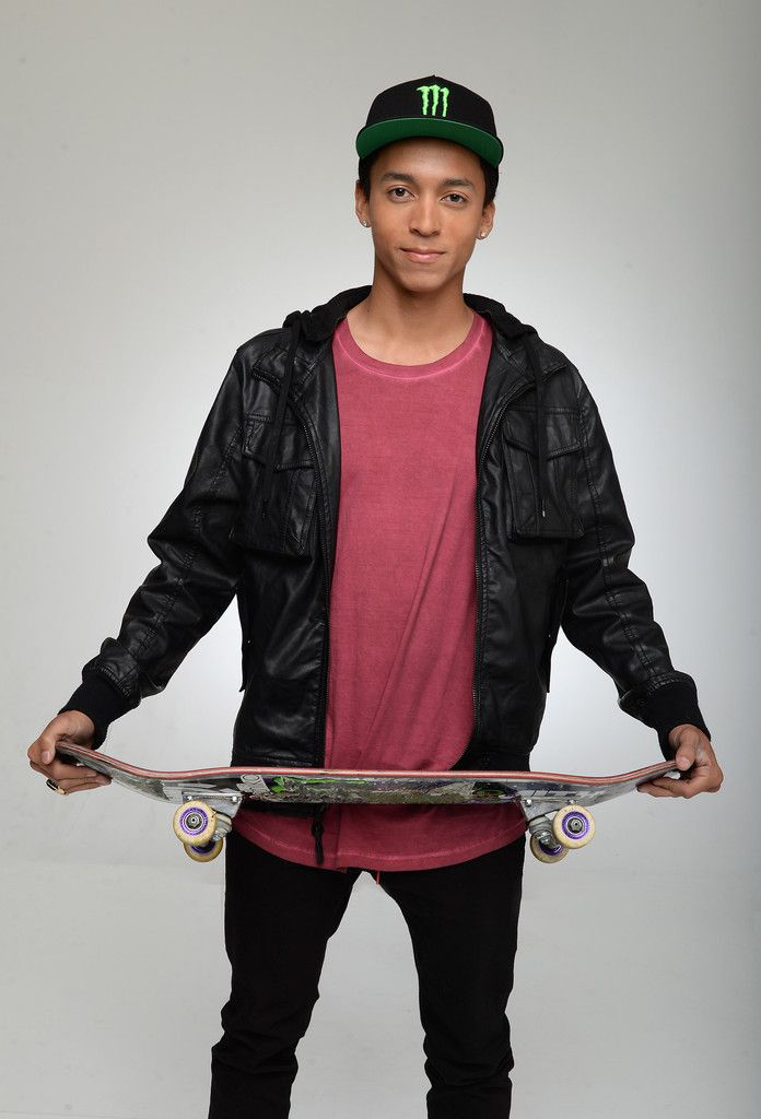 Nyjah Huston Photos: Tribeca Film Festival Studio: Day 7