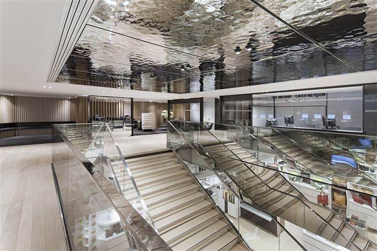 Les 25 meilleures id es de la cat gorie hotel du printemps - Centre commercial daumesnil ...