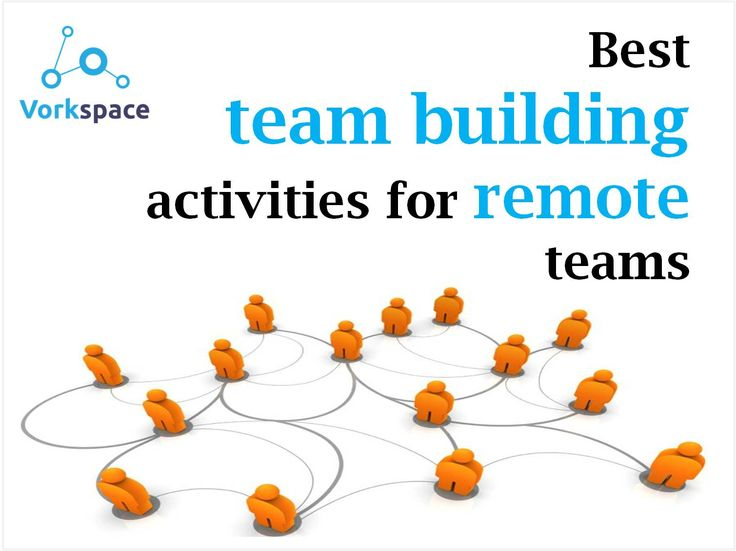 Best team building activities for REMOTE teams