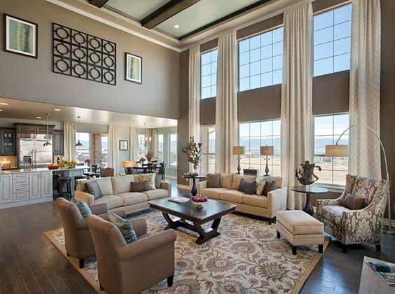 90 Best Two Story Family Room Images On Pinterest Living