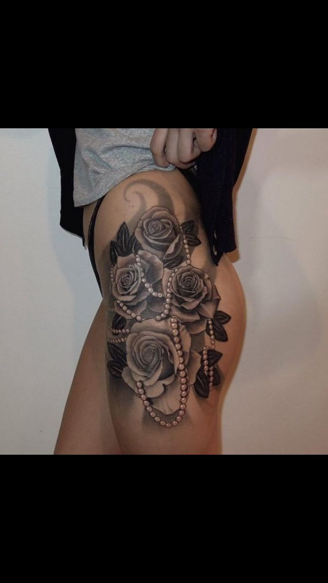 I love this tattoo.. Maybe not the placement so much but I LOVE the tatt.