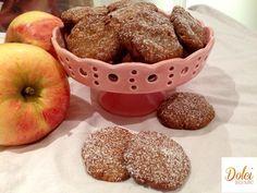 Biscotti al Grano Saraceno e Mela Senza Burro - Dolci Senza Burro