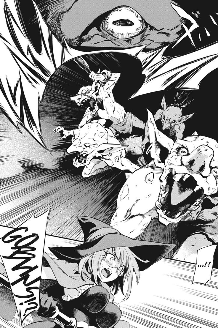 Goblin Slayer 1 Page 18 Goblin Slayer Good Manga