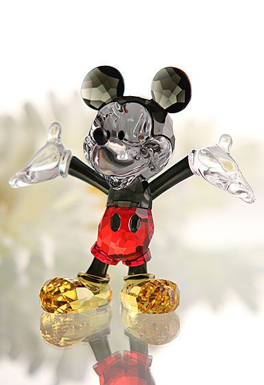 Swarovski Crystal Disney Collection, Mickey Mouse