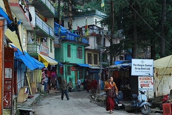 McLeod Ganj, Dharamsala. Another of my favourite places.