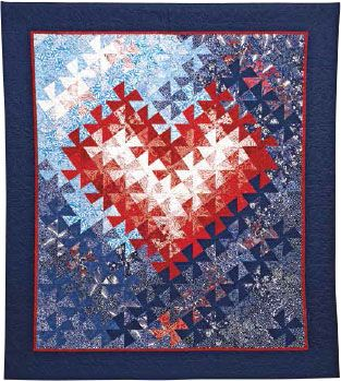 Free Heart Quilt Block Patterns : 99 best Lit Twister Quilts images on Pinterest Patterns, Beginner quilting and Crafts