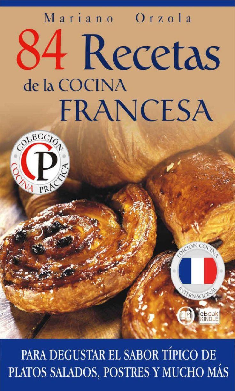 84 recetas de cocina francesa  buen provecha