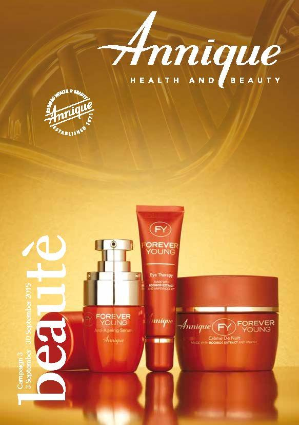 September 2015 Annique Product Special Offers