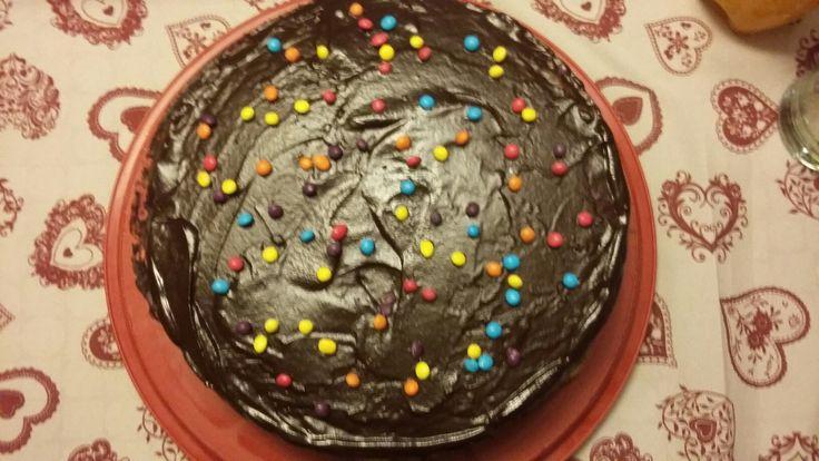 Torta colorata