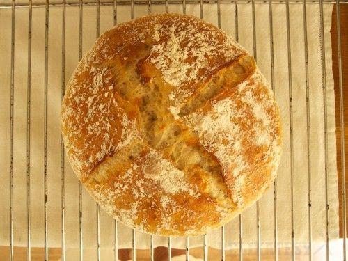 Hotový chlieb z remosky