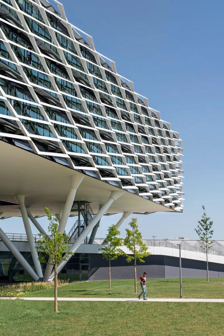 behnisch architekten completa o mundo adidas da arena esportiva na alemanha   – modern homes & buildings
