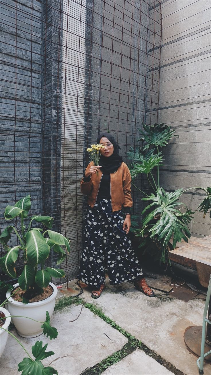 Outfit for hijab