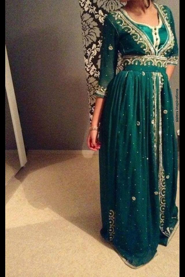 Takshita, moroccan dress