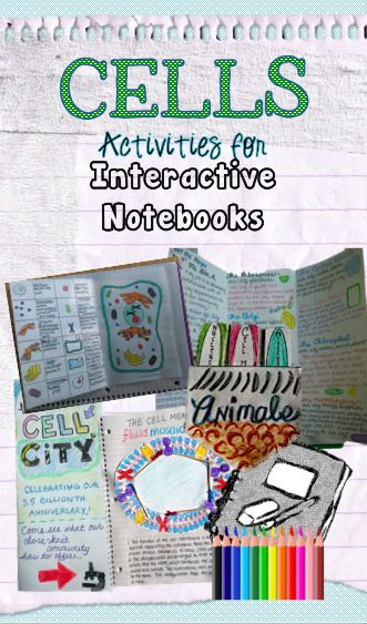 Great for a cells unit study! 9 separate activities students can use to learn while exploring their creative outlet. These are designed to be used for an interactive notebook (INB) during your cells unit!