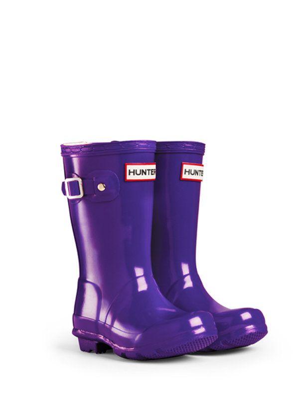 Kid Hunter rain boots