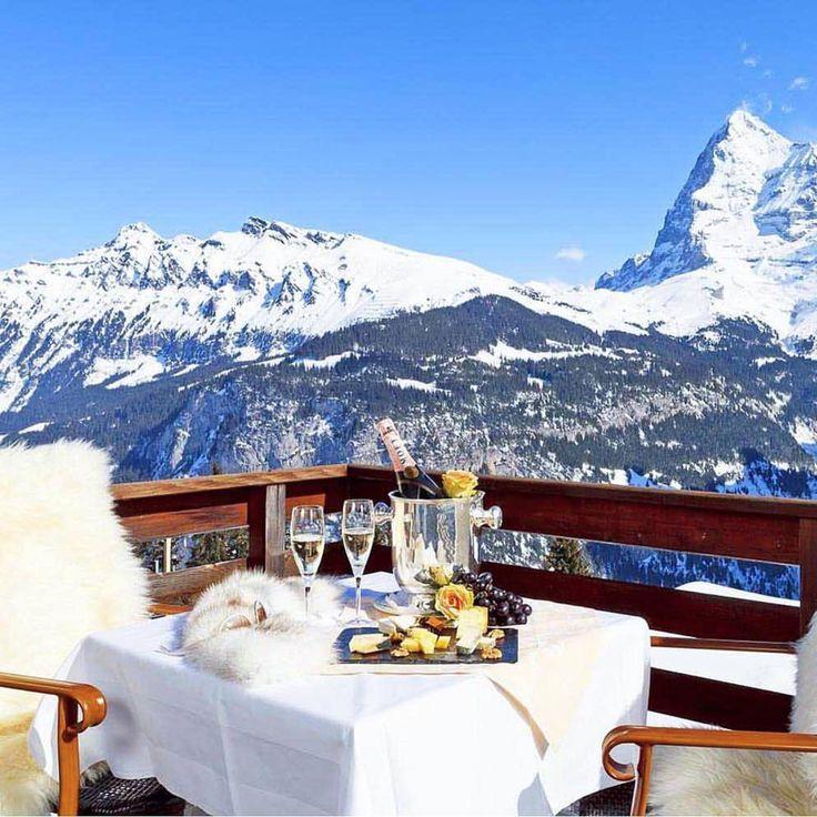 Hotel Eiger, Switzerland