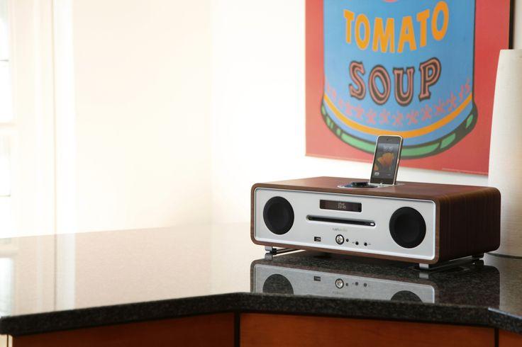 Ruark Audio R4i : integrated music system