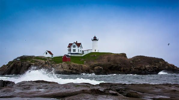 Explore the Lighthouses of Kennebunkport this summer!: Blue Nubbl, Photos, Jim Boud, Places I D, Landscape Photography, Beacon, Maine Coast, Boone Islands, Nubbl Lighthouses