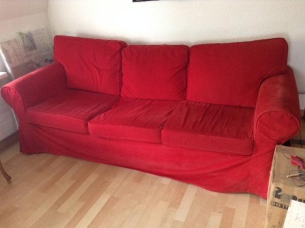 80 Clever Fotos Von Ikea Sofa Rot Di 2020
