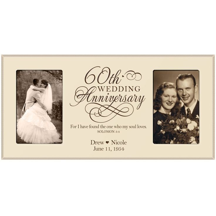 28 best 60th Anniversary Gifts images on Pinterest | 60th ...