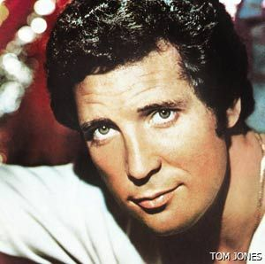 Tom Jones - James Bond 007 Wiki [always thought he was the hottest thing going and I was only 12. jh]