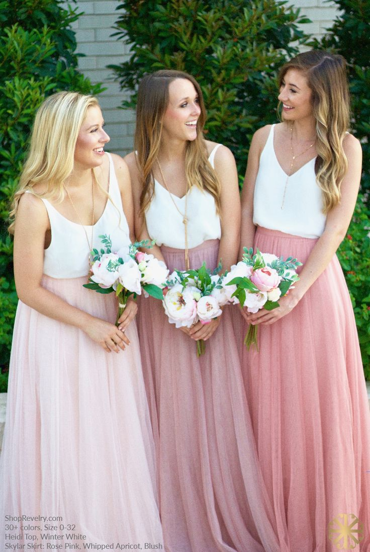 73 best bridesmaid dresses images on pinterest blue bridesmaids skylar tulle skirt bridesmaid skirtsconvertible bridesmaid dressesbridesmaid ombrellifo Choice Image