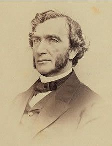 Justin Morrill sponsored the Morrill Act that President Lincoln signed on July 2, 1862